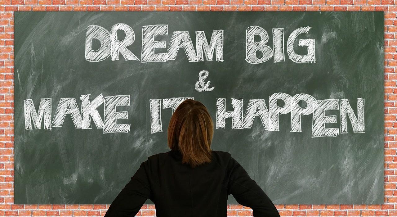 gedragsveranderings tips voor dromers